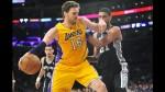 NBA: Una buena para los Lakers: logran un récord histórico - Noticias de carmelo anthony