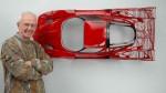 FOTOS: Espectaculares esculturas en madera de autos de carrera - Noticias de dennis hoyt
