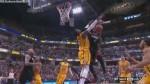 """LeBron y sus golpes en la NBA: """"No soy maestro de kung-fu"""" - Noticias de roy hibbert"""