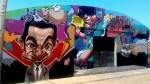 El arte urbano toma las calles de Miraflores - Noticias de mariano melgar