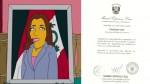 """Marisol Espinoza y su reacción por el efecto post """"Simpson"""" - Noticias de los simpson"""