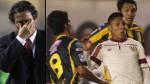 La 'U' empató 3-3 ante The Strongest por la Copa Libertadores - Noticias de jair reinoso