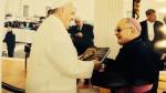 """Papa Francisco recibe libro """"Tesoros de la Catedral del Cusco"""" - Noticias de eduardo devoto"""