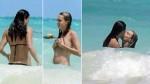 Michelle Rodríguez y Cara Delevingne son captadas besándose - Noticias de victoria's secret