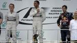 Fórmula 1: Lewis Hamilton fue el más rápido en Malasia - Noticias de daniel flecha