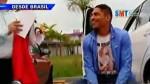 Guerrero se animó a tocar el cajón en homenaje a Pepe Vásquez - Noticias de murio pepe vasquez