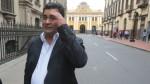 César Álvarez tendrá que acudir al Congreso este martes - Noticias de consejo nacional de seguridad ciudadana