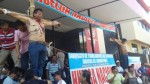 Chiclayo: trabajadores del Poder Judicial se crucificaron - Noticias de ley del servicio civil