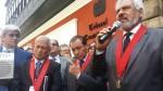 Corte Superior de Lima cuestiona traslado de terroristas - Noticias de julio biaggi