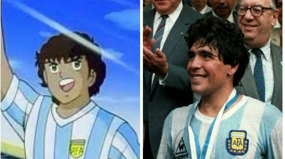 Y si hacemos top a Maradona?