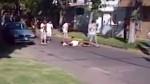 Argentina: el brutal linchamiento de un ladrón en Rosario - Noticias de david moreira