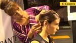 Cinco tips para cuidar tu cabello según las modelos de LIF Week - Noticias de tatiana calmell