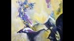 Diez países de Iberoamérica unidos por la pintura en San Marcos - Noticias de andrea chirinos