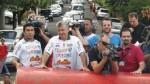Cabañas presentado en Brasil: