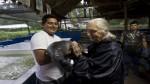 Jane Goodall cumple 80 años - Noticias de chimpancés tchimpunga