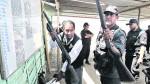 Extorsionadores y delincuentes usan armas y municiones robadas - Noticias de compra de armamentos