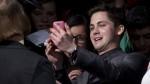 """Logan Lerman invita a sus seguidoras a verlo en """"Noé"""" - Noticias de percy ladron"""