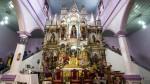 Roban corona y joyas del Señor Cautivo de Ayabaca - Noticias de cristo moreno