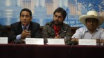Dirigente antiminero se lanza a la alcaldía de Bambamarca - Noticias de bambamarca