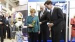 Robots toman Hannover en la mayor feria industrial del mundo - Noticias de mark rutte
