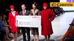 Maple Sam fue elegida la mejor modelo de LIF Week 2014 - Noticias de semana de la moda