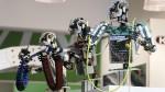 La feria de robots de Hannover - Noticias de ingenier��a industrial