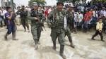 """""""Las FARC son la principal organización del narcotráfico"""" - Noticias de incautaciones"""
