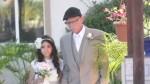 Antes de morir, lleva a su hija de 11 años al altar - Noticias de matrimonio de grace