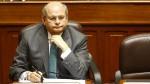 Denuncia constitucional contra ministro Cateriano fue archivada - Noticias de global cst
