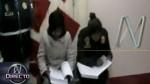 Cabecilla del Movadef en Juliaca también fue capturada - Noticias de huelga en juliaca