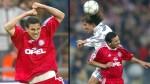 Claudio Pizarro ya le anotó al Real Madrid en Alemania - Noticias de stefan effenberg