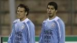 Forlán persuade a Suárez a fichar por el Manchester United - Noticias de puntero l��ser