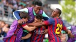 El Barcelona es finalista... de la UEFA Youth League - Noticias de hora peruana