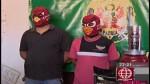Sujetos intentaron asaltar vistiendo máscaras de Angry Birds - Noticias de angry birds