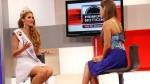 """Jimena Espinosa: """"Jamás imaginé que podría ser una Miss"""" - Noticias de rojo fama contrafama"""