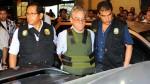 Nuevas imágenes de la detención de cabecillas del Movadef - Noticias de carlos loncharich