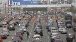 Cambio de sentido en la Panamericana Sur este domingo 20 - Noticias de feriado puente