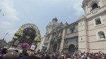 Señor de los Milagros recorrerá el centro de Lima este viernes - Noticias de señor de los milagros