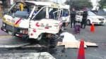 Orión es solo una parte del problema, por Pedro Ortiz Bisso - Noticias de accidentes de tránsito