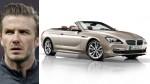 David Beckham pone a la venta uno de sus más lujosos autos - Noticias de david bekcham