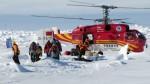 Regresa el rompehielos que rescató a buque en la Antártida - Noticias de aurora australis