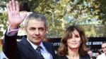 """""""Mr. Bean"""" deja a su esposa por actriz 28 años menor que él - Noticias de rowan atkinson"""