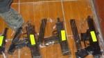 Policía incautó armamento de guerra en Bambamarca - Noticias de bambamarca