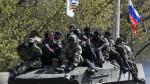 Según Kiev, prorrusos armados tienen orden de disparar a matar - Noticias de alexander turchinov