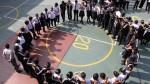 Escolares participan en primer simulacro de sismo en colegios - Noticias de simulacro de sismo