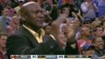 NBA: mira la jugada que provocó el aplauso de Michael Jordan - Noticias de charlotte bobcats