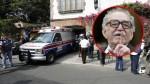Cuerpo de Gabriel García Márquez fue trasladado a funeraria - Noticias de ernest hemingway