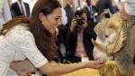 Los duques de Cambridge acapararon miradas en Australia - Noticias de viernes santo