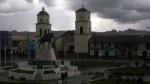 Junín: sismo sorprendió a fieles en Viernes Santo - Noticias de viernes santo