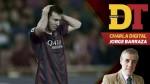 """Jorge Barraza: """"Messi debería pensar seriamente en irse"""" - Noticias de jose gonzales quijano"""